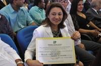 Reitora da UFOPA recebe homenagem da Câmara de vereadores