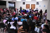 Câmpus Monte Alegre da UFOPA recebe seminário da Agenda Cidadã