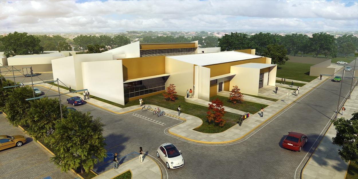 UFOPA investe na construção do Restaurante Universitário