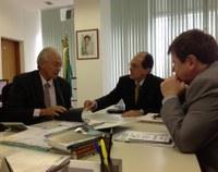 UFOPA reúne-se com MCTI para discutir PCT Tapajós