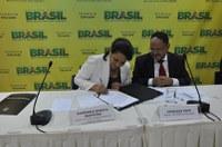 Reitora da UFOPA é empossada pelo Ministro da Educação, em Brasília