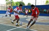 Animação e disputas acirradas agitam torneio esportivo do PARFOR
