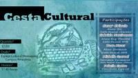 Cesta Cultural da UFOPA é lançada sexta-feira, dia 17