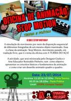 PROPPIT promove oficina de animação stop motion