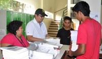 UFOPA recebe doação de livros sobre Amazônia