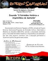 Aniversário de Santarém: excursão pelo Patrimônio Histórico e Arquitetônico