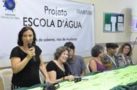 Projeto internacional Escola d'Água é lançado em Santarém