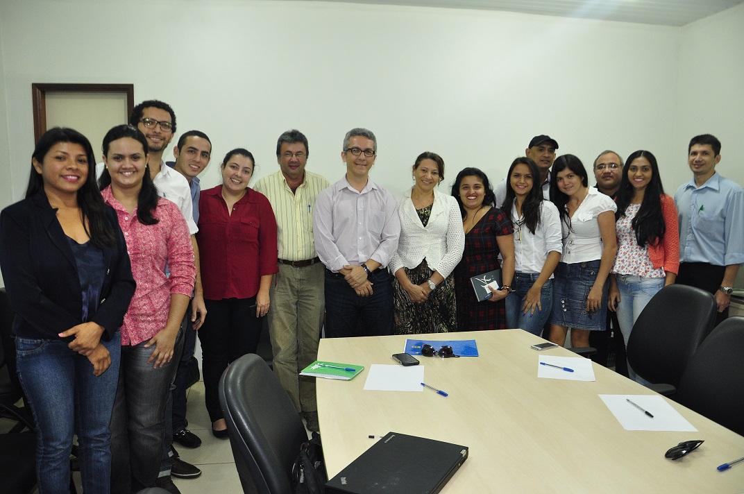 UFOPA recebe visita do presidente da Enactus Brasil