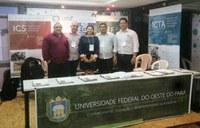 UFOPA participa de Encontro Internacional de Inovação e Tecnologia da Amazônia