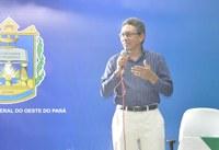 Vice-reitor lança discussão sobre projeto pedagógico da UFOPA