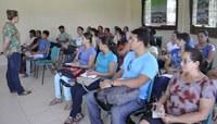 Curso de Engenharia Sanitária Ambiental realiza projeto sobre educação hortícola