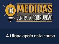 Ufopa é polo de recolhimento de assinaturas contra a corrupção