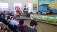 Ufopa participa de audiência pública promovida em Santarém pela Cáritas Brasileira