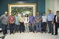 Ufopa se reúne com Administração Superior da UEA e mantém parceria