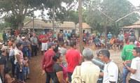 Docente da Ufopa participa de reunião do sindicato de trabalhadores rurais de Alenquer
